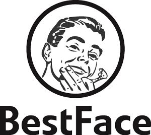 Best Face Logo