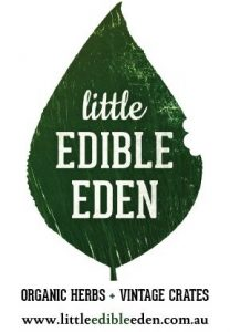 Little Edible Eden logo