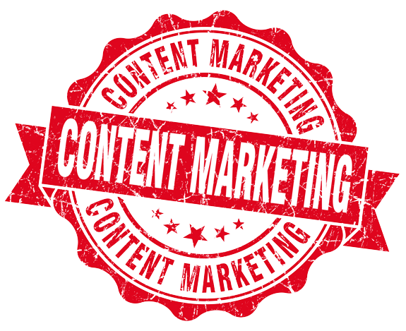 Content Marketing Wheel Image and Link